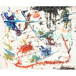 Joan Mitchell (American 1925-1992) OOC