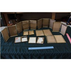 Brass Frame Lot