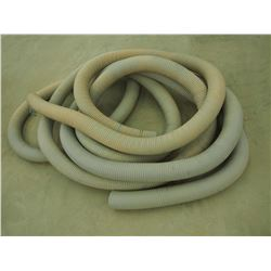 """Flexible Dust Collection Hose 4"""", Approx 50'"""