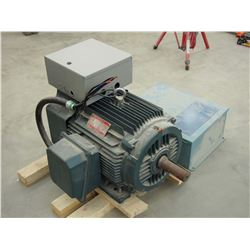 40HP Phase Converter, Working
