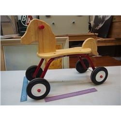 Radio Flyer Horse 4 Wheel Bicycle