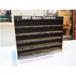 Papco Metric Fasteners Shelf