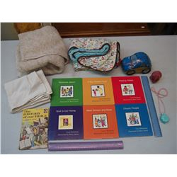 Lot of Child Related Items