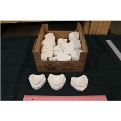 Box of Tooth Molds