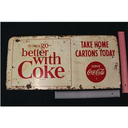 Things Go Better With Coke' Sign