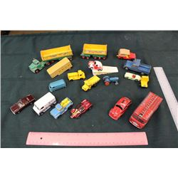 Lot of Toy Cars ( Some Dinky Some Hot Wheels)