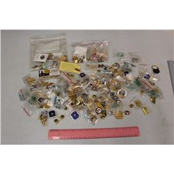 Lot of Advertising Pins