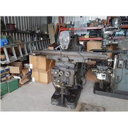 Victoria Milling Machine Vertical & Horizontal