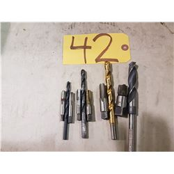 Drill Tap NPT Set 1/16-27 to 3/8-18)