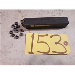 Kennametal Tool Holder with inserts CCMT 32.51