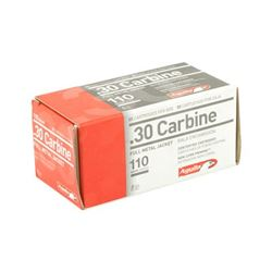 AGUILA 30CARB 110GR FMJ - 500 Rounds