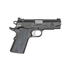 "SPRGFLD 9MM RO ELITE CHMP 4"" 9RD"