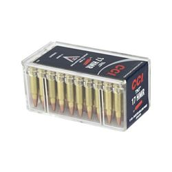 CCI 17HMR 17GR TNT HP - 500 Rounds