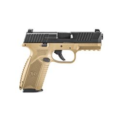 "FN 509 4"" 9MM 10RD FDE/BLK"