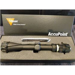 Trijicon AccuPoint 3-9x40 Rifle Scope