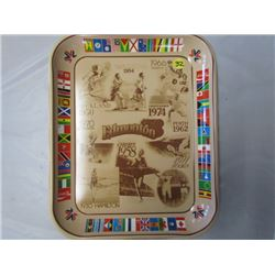 Coca-Cola Edmonton commonwealth games tray