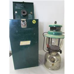 "Coleman ""The sunshine of the Night"" Lantern Patn'd 4/1948 comes with case"
