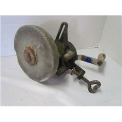 Hand Sycle Stone Sharpener