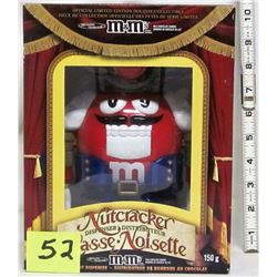 New 2009 M&M nut cracker dispenser