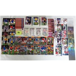 1994 Upper Deck soccer -world cup cards