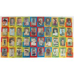 Set 160 baseball Immortals cards