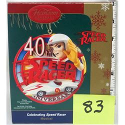 2006 Speed racer heirloom collection ornament NEW