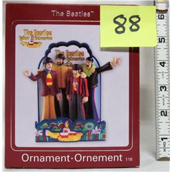 "2009 Beatles heirloom collection ornament ""Yellow Submarine"""