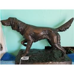 "Irish Settler 16"" Long Figurine"