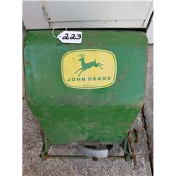 JD Corn Seeder Box