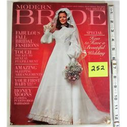 1973 Bride manual/catalogue