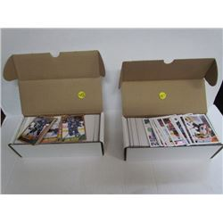 2 Boxes Of Hockey Cards-2dR/14scores UD And Fleer