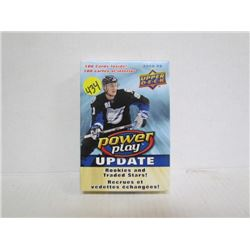 Upper Deck 2008/09 Power Play updates Rookies and Traded Stars (100 cards)