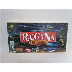 Rider Regina Board Game-Unopened