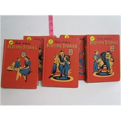 Unlce Albert Bedtime Stories-1950 set of books