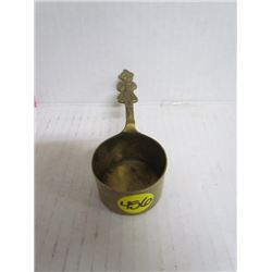 Brass Nabob Coffee Scoop