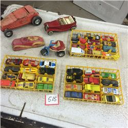Lot Of Toys-Tonka,Nylint,Lesney,etc