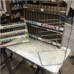 3 Store Display Stands