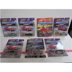 1994 Johnny Lightning Limited Edition Muscle Cars with coins (7)
