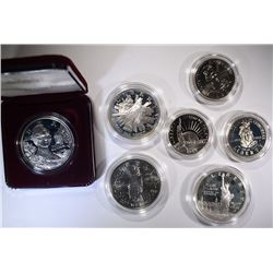 Group of Commemoratives - No Packaging.
