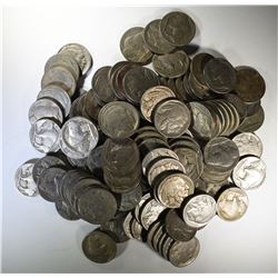 125 FULL DATE BUFFALO NICKELS