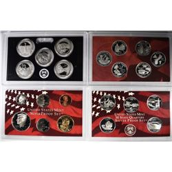 Silver Proof Sets - See Descirption