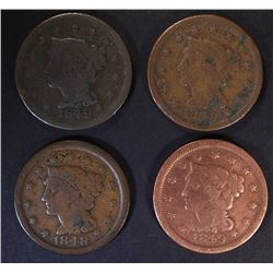 2-1848 & 2-1849 AVE CIRC LARGE CENTS
