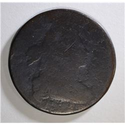 1798 DRAPED BUST LARGE CENT AG