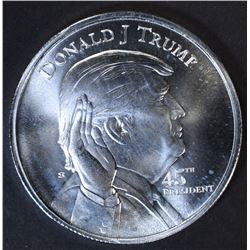 DONALD TRUMP/WHITEHOUSE 1oz .999 SILVER ROUND