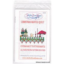 Christmas Mantle Pattern