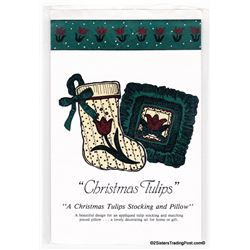 Christmas Stocking & Pillow Pattern