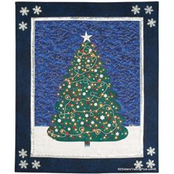 Nancy's Notions Christmas Wall Hanging Kit