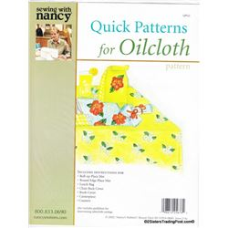 Oil Cloth & Quick Patterns