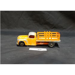 1950'S HUBLEY TOYS STEEL BED TRUCK