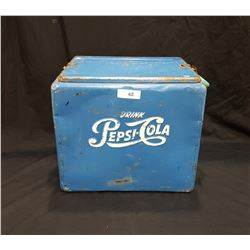 1950'S PEPSI COLA PORTABLE COOLER
